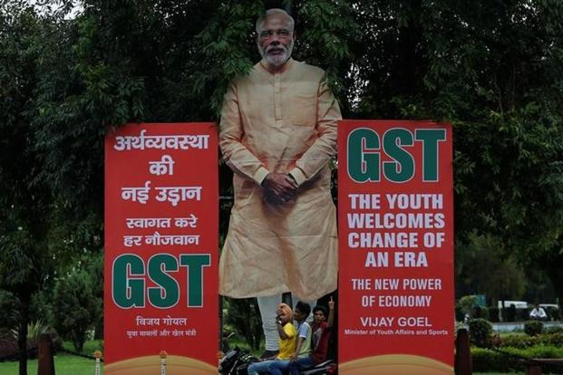 BJP leaders welcome GST, praise Modi government