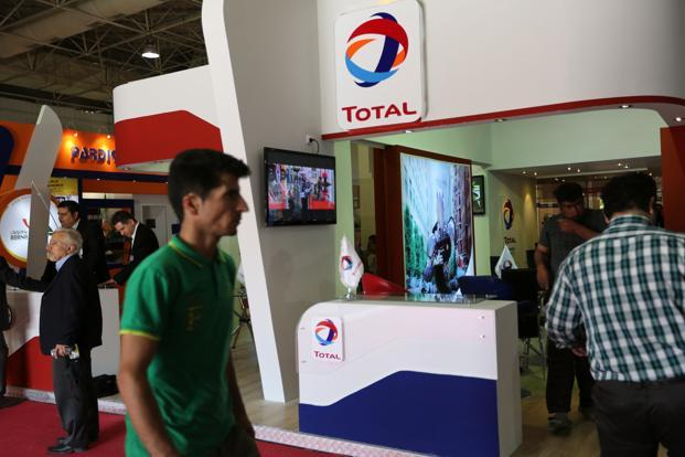 Total is to invest an initial $1 billion in the South Pars offshore gas field as part of a consortium with Chinese and Iranian firms. Photo: AFP