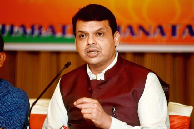 Maharashtra chief minister Devendra Fadnavis. The state government has claimed that around 4 million farmers will see their loans waived under the scheme. Photo: Abhijit Bhatlekar/Mint