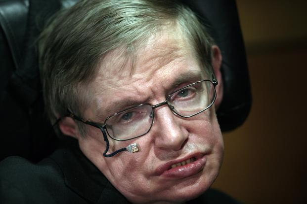 Donald Trump will cause avoidable environmental damage to the planet and endanger the natural world, said Stephen Hawking. Photo: Bloomberg