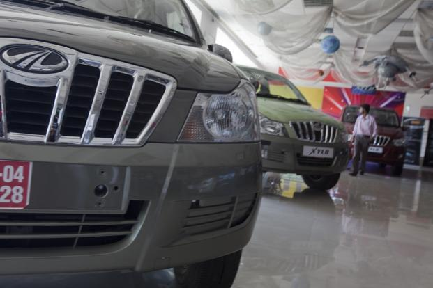 Mahindra has reduced prices of small commercial vehicles by an average of 1.1% and 0.5% for light commercial vehicles and heavy commercial vehicles. Photo: Bloomberg