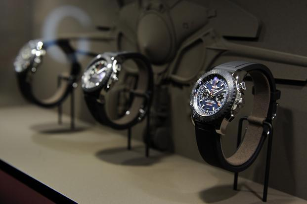 Watch brands like Chopard, Rado and Carl F Bucherer started offering discounts a week before 1 July. Photo: Bloomberg