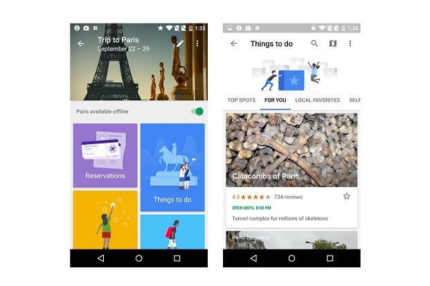 Google Trips can come in handy for users planning a trip abroad.