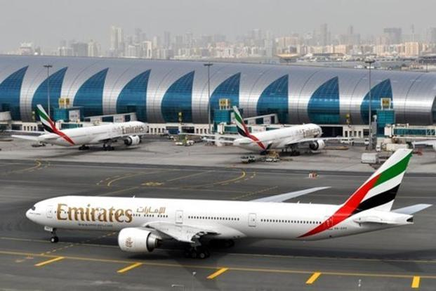 Emirates, the Middle East's largest airline and which flies to 12 US cities, had blamed travel restrictions imposed by President Donald Trump's administration for a drop in demand on US flights. Photo: AP