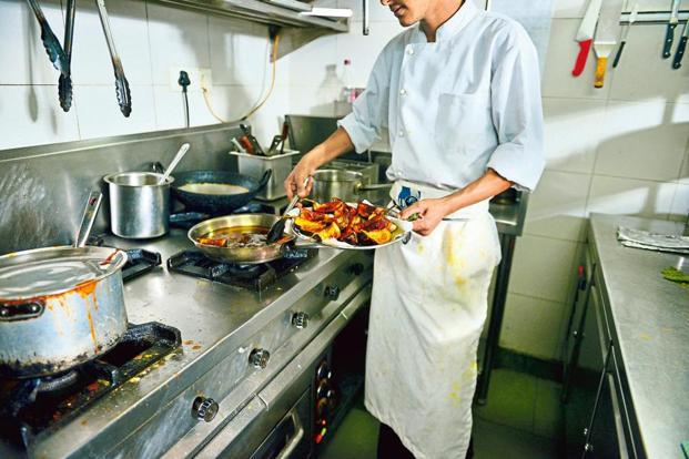 We've become so cool for school that the focus is no longer on the food. It's on the gimmick. Photo: Pradeep Gaur/Mint