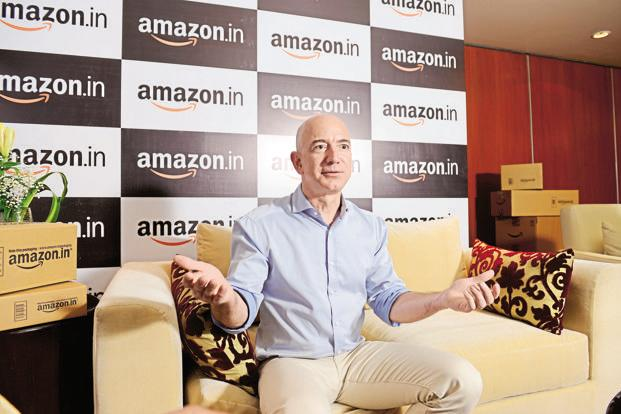 Amazon invests Rs 2000 crore to consolidate India business