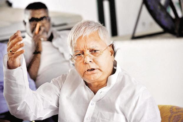 Lalu Yadav hints at SP-BSP pact for 2019 polls