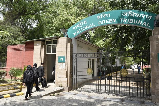 NGT was established in October 2010 under the NGT Act 2010 for effective and expeditious disposal of cases relating to environmental protection, conservation of forests and other natural resources. Photo: Hindustan Times