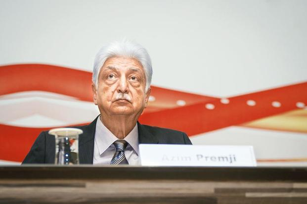 Azim Premji. The Financial Software and Systems (FSS) IPO is expected to hit the market before the end of the financial year. Photo: Aniruddha Chowdhury/Mint