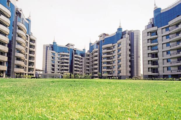 In the top eight cities, residential launches in the January to June period stood at 62,738 units as against 1,07,120 recorded a year earlier. Photo: Ramesh Pathania/Mint