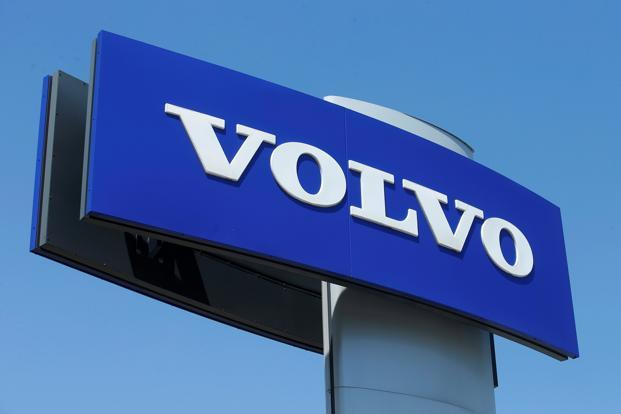Volvo, which is owned by Chinese billionaire Li Shufu, said in April that its first electric vehicle will be a Chinese-made compact car that starts deliveries in 2019. Photo: Reuters