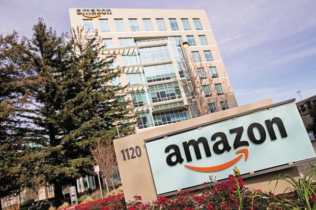 Amazon could offer a one-way broadcast signal for its Prime video on Dish's airwaves. Photo: Alamy