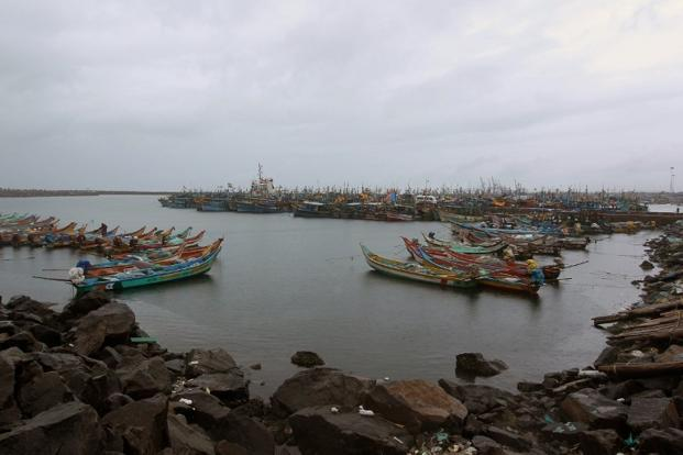 The Sri Lanka Navy also seized two boats of the Tamil Nadu fishermen belonging to Kottaipattinam in Pudukottai district late Wednesday night. Photo: AFP