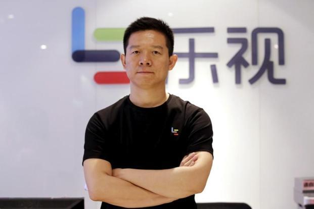LeEco founder Jia Yeuting. Photo: Reuters