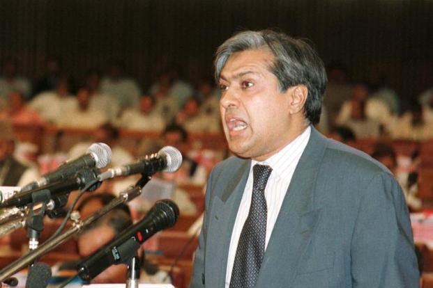 Pakistan's finance minister Ishaq Dar. Photo: Reuters