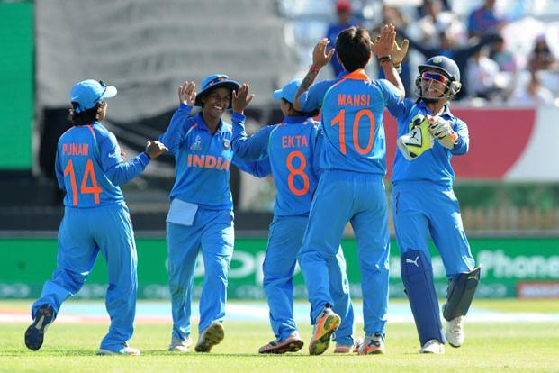 The question is not from a battle-of-the-sexes perspective, but more from the view of whether, relative to the current Indian men's cricket team, the women's cricket team is performing better Photo: AP