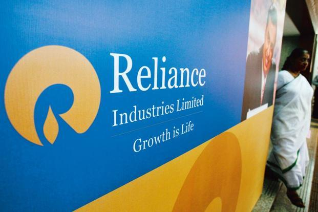 The Reliance stock has gained 410.7 points or 38% so far this year. Photo: Reuters