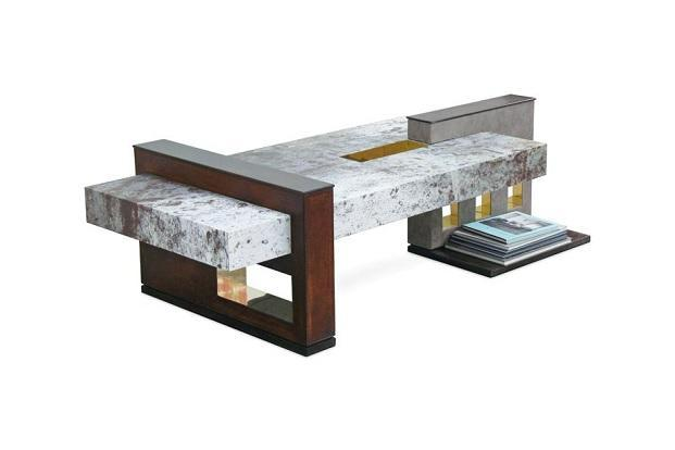 Cantilever Coffee Table by Portside Café