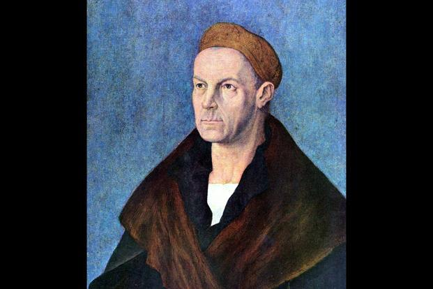 Jakob Fugger, the first documented millionaire, understood that in order to survive, he'd have to encourage competition between others. Photo: Wikimedia Commons