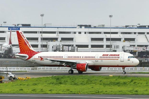 Once the nation's largest carrier, Air India's market share in the booming domestic market has slumped to 13% as private carriers such as IndiGo and Jet Airways have grown. Photo: Abhijit Bhatlekar/Mint
