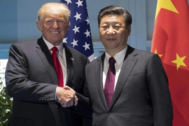 The unlikely diplomatic friendship of President Donald Trump and Chinese President Xi Jinping seemed to hold firm as the pair met Saturday on the sidelines of the Group of 20 meetings in Hamburg. Photo: AP