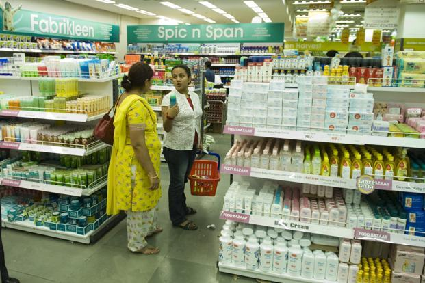 Consumer goods firms have cut prices on personal care products with low GST rates but are holding off price hikes on those with higher GST rates. Photo: Mint