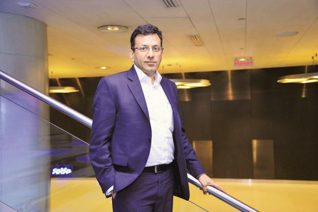 Sanjay Gupta, managing director of Star India Pvt. Ltd. Photo: Ramesh Pathania/Mint