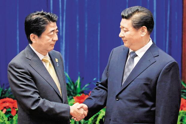 Abe, Trump hold talks, eye greater pressure on N. Korea