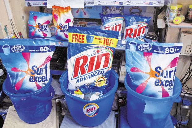 Soap and detergent attract 18% GST rate in the new tax regime. Photo: Mint