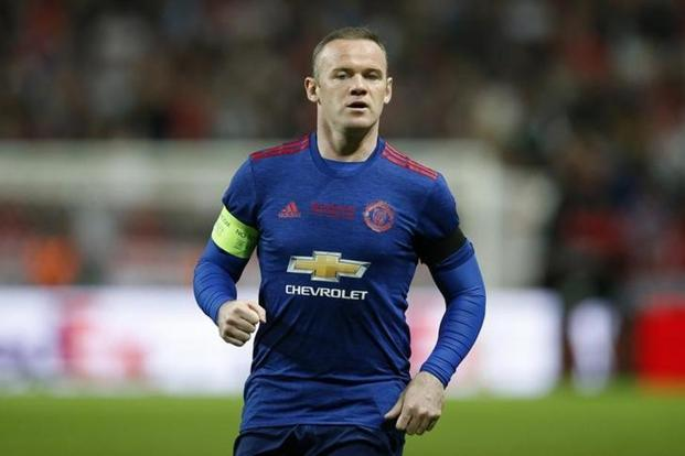 At Manchester United Wayne Rooney won the Champions League, five Premier League titles and the FA Cup and was Footballer of the Year in 2010. Photo: Reuters