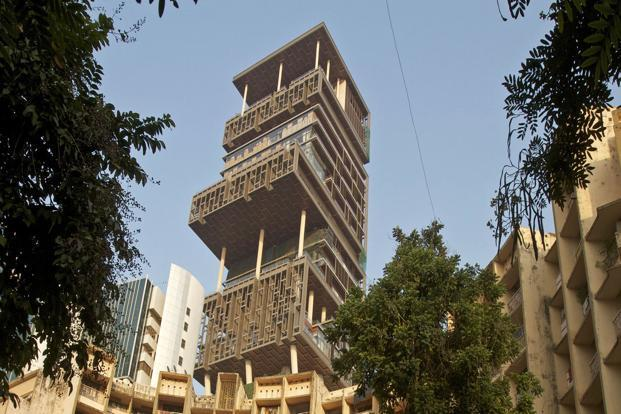Fire breaks out at Mukesh Ambani's Antilia's terrace; under control