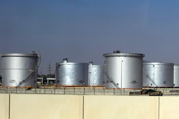 Aramco sees oil shortage as investments drop