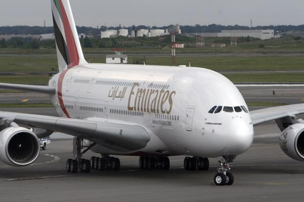 Dubai-based Emirates says there is no company-wide programme to reduce headcount and it continues to hire for critical roles. Photo: Bloomberg