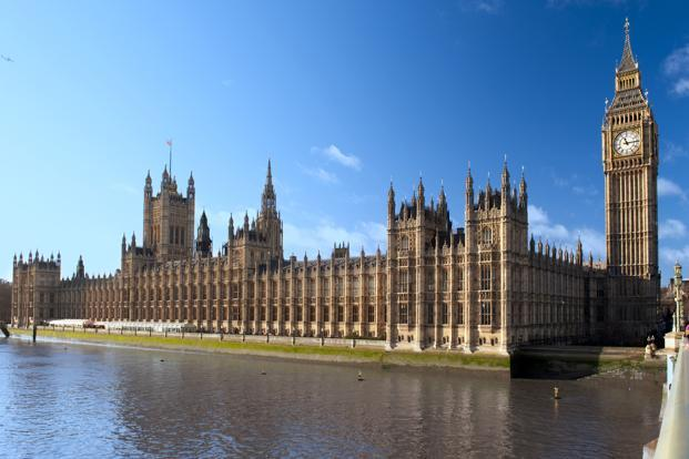 It is still not clear whether there was a fire or not in Britain's parliament. File photo: iStock