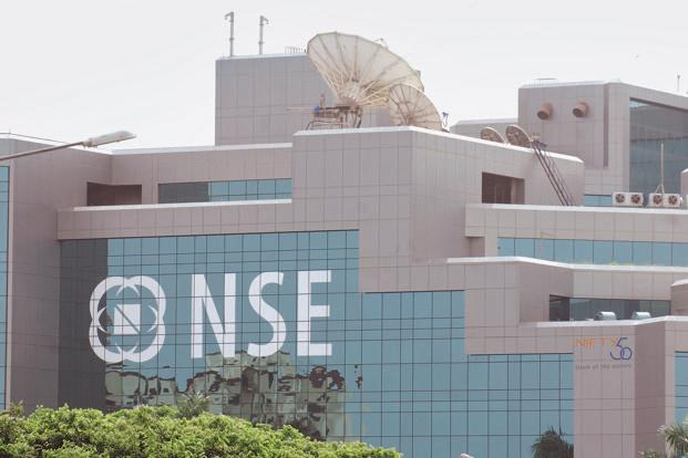 Sensex hits record high, NSE faces system glitch, IT stocks jump