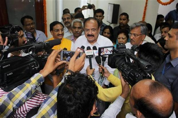 Venkaiah Naidu said that the RERA promises to bring in the much-desired transparency, accountability and efficiency in the real estate sector. Photo: PTI