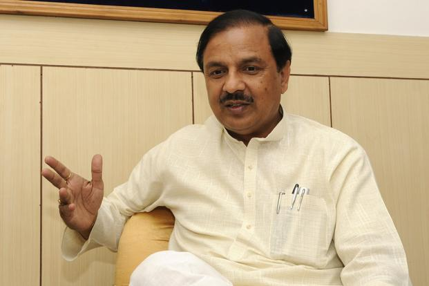 Union minister Mahesh Sharma condemned the West Bengal government over the recent communal riots in Basirhat area of North 24 Parganas district. Photo: HT