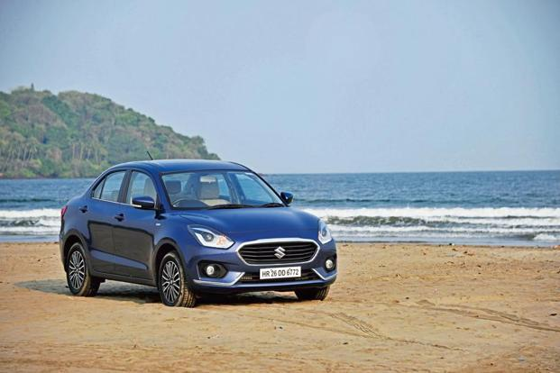 The Dzire has received a massive upgrade in the looks department