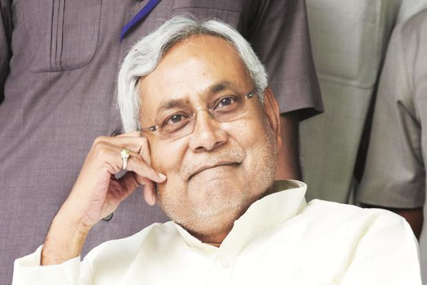 Bihar chief minister Nitish Kumar. Photo: Ramesh Pathania/Mint