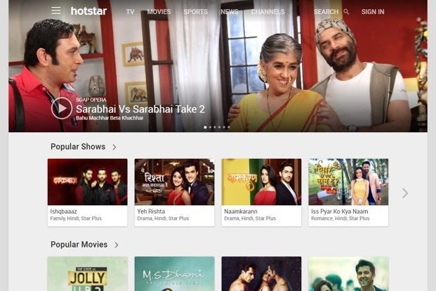 In June 2016, Hotstar started selling its most popular international TV series and films, largely from the 21st Century Fox library, for a monthly subscription fee of Rs199.