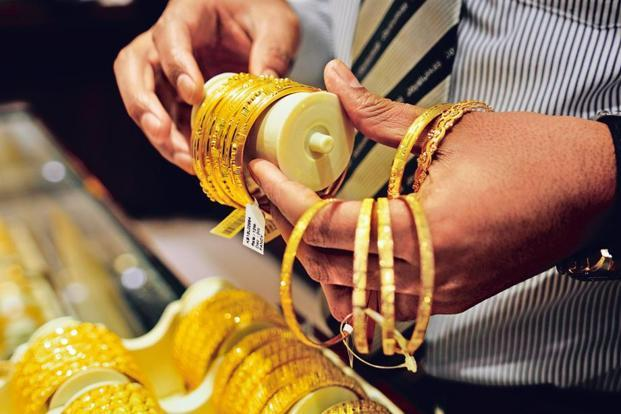 Under the GST regime rolled out from 1 July, tax is levied at 3% on gold, while any form of job work attract 5% levy. Photo: Mint
