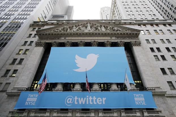 Ned Segal will take over as Twitter CFO next month. Photo: AP