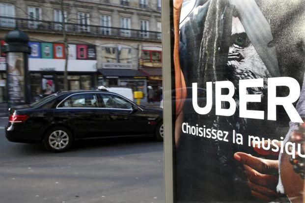 Gross bookings, which are the total of Uber's fares before drivers take their cut, accelerated last quarter after a 9% increase in the previous quarter. Photo: Reuters