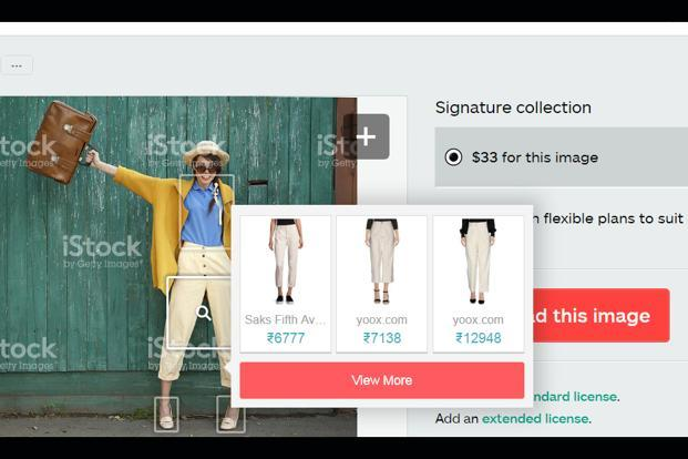 Fashion Lover can find similar looking clothes, shoes or fashion accessories from images on webpages and show the price and store from where you can buy them.