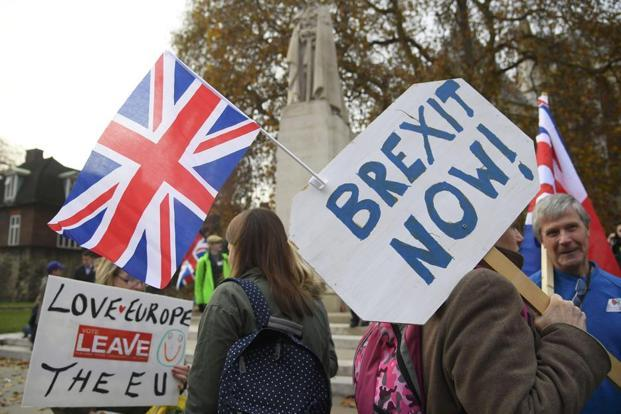 The UK decided to leave the European Union after a referendum voted in favour of Britain's exit, or Brexit, from the bloc on 23 June 2016. Photo: Reuters
