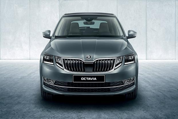 Skoda's new Octavia is equipped with features such as hands-free parking, iBuzz driver fatigue alert and eight safety airbags. Photo: Skoda website