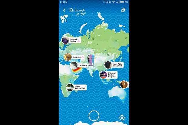 Various reports and privacy experts suggest Snap Map could be used to stalk or bully young users.