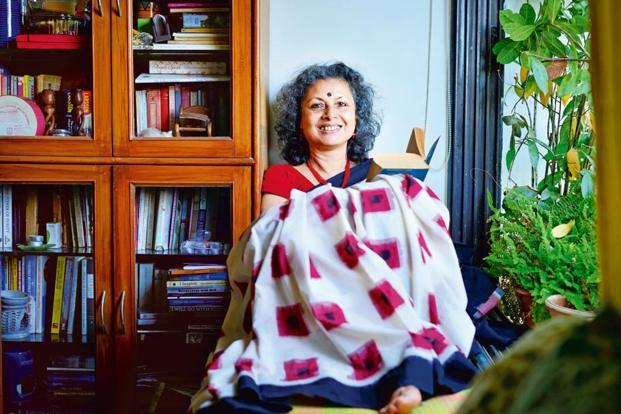 Suma Varughese(60) retired as magazine editor, holds writing workshopsPhoto: Aniruddha Chowdhury/Mint