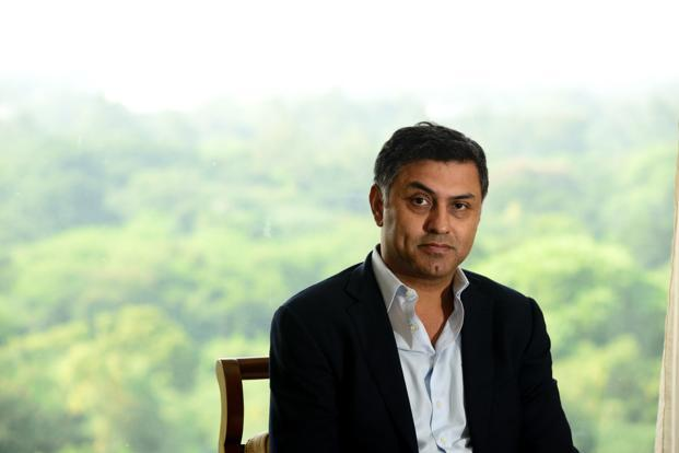 Nikesh Arora, former Google executive has been pitched for Kalanick's Uber role. Photo: Pradeep Gaur/Mint