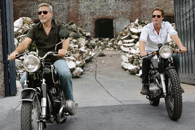 How To Mimic George Clooney S Motorcycle Adventure Through